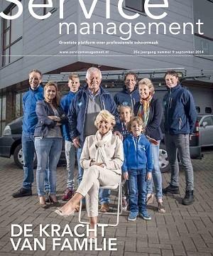Coverfoto Service Management