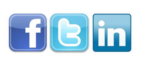 glazenwasser op social media